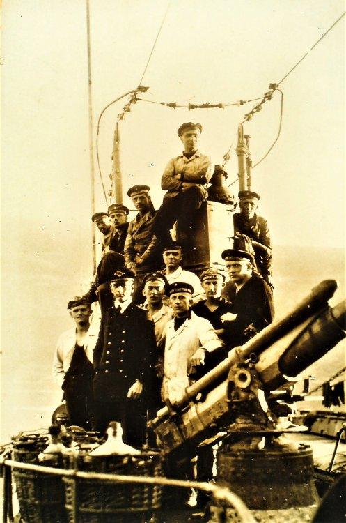 Haller, Max 1918, ganz oben auf UC22..jpg