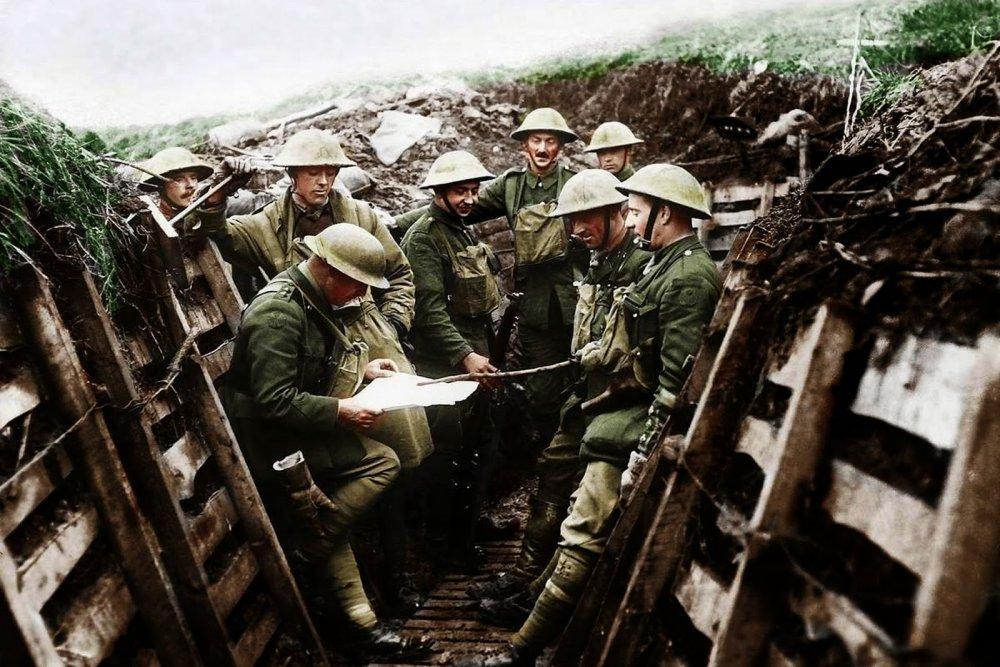 World War One Images Transformed into Color (9).jpg