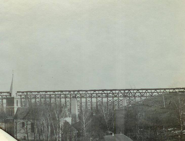 Hindenburgo vardo tiltas Lyduvėnuose, apie 1918 m..jpg
