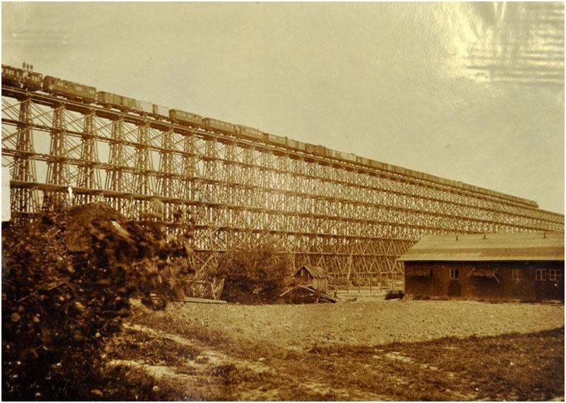 Hindenburgo vardo tiltas Lyduvėnuose, apie 1915 - 1918 m..jpg